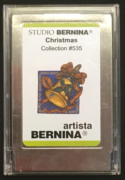 Bernina Artista Christmas Collection #535