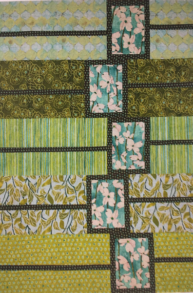 Boxtrot Quilt Kit