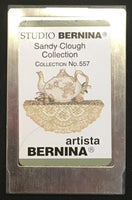 Bernina Artista Sandy Clough Collection #557