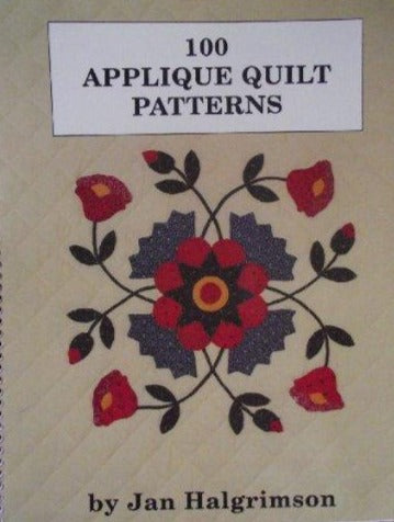 100 Applique Quilt Patterns
