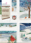 Anita Goodesign Landscape Christmas