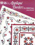 Applique Borders: An Added Grace