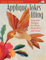 Applique Takes Wing