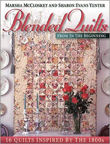 Blended Quilts from in the Beginning