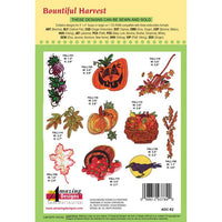 Amazing Designs Bountiful Harvest