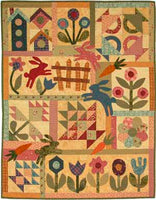 Celebrate April: A Quilt-of-the-Month Series