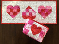Checkered Hearts Project Kit