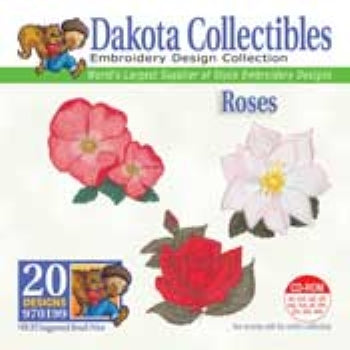 Dakota Collectibles Roses