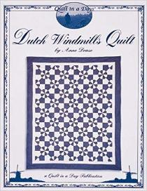 Dutch Windmills Quilt