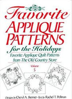 Favorite Applique Patterns - Volume 5