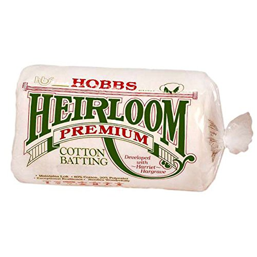Hobbs Premium 80/20 Cotton Queen Batting