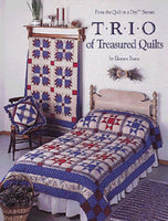 QIAD Trio of Treasured Quilts