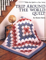 QIAD Trip Around the World Quilt