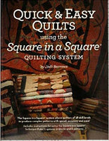 Quick & Easy Quilts Using the Square in a Square