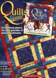 Quilts from the Quiltmakers Gift - Autographed