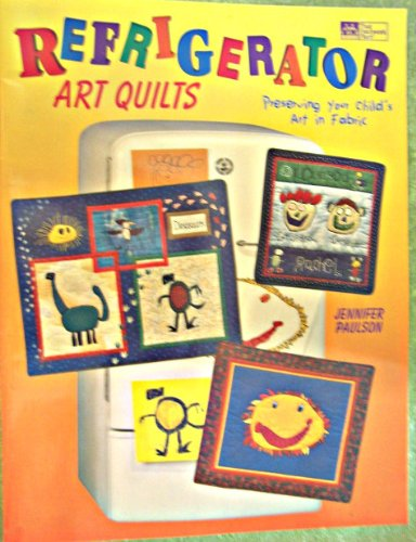 Refrigerator Art Quilts
