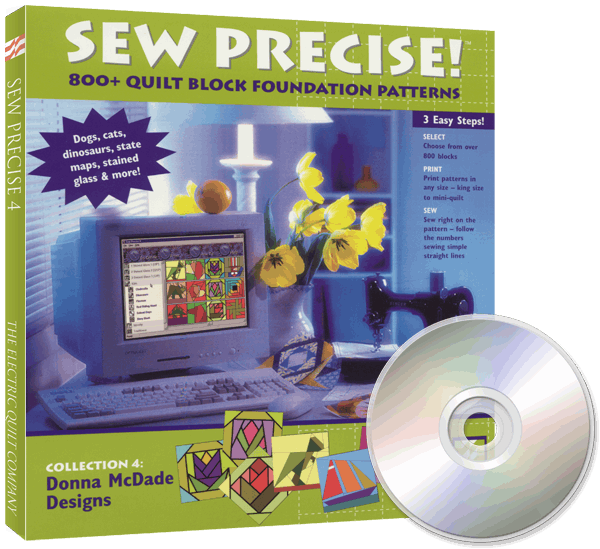 Sew Precise! Collection 4