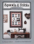 Spools & Tools Wall Hanging