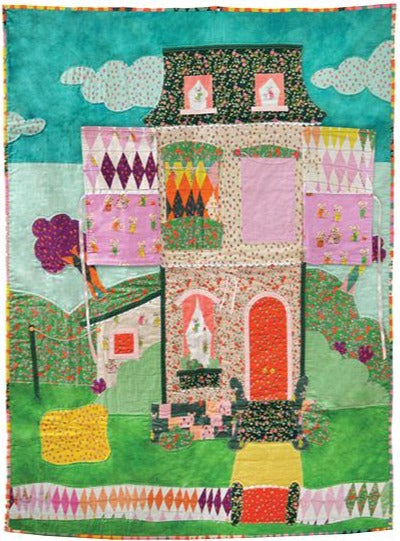 Townhouse Play Quilt Kit