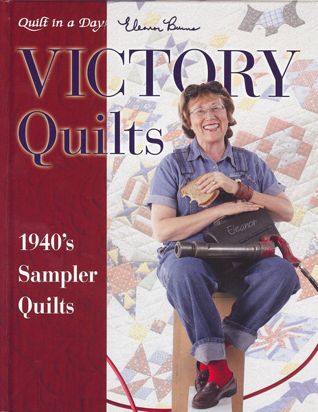Victory Quilts: 1940's Sampler Quilts