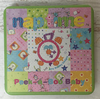 Peek-a-Boo Baby - Moda Tin Box Sampler Series