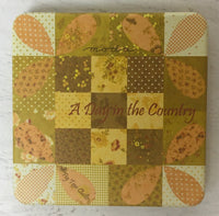 A Day in the Country - Moda Tin Box Sampler Series