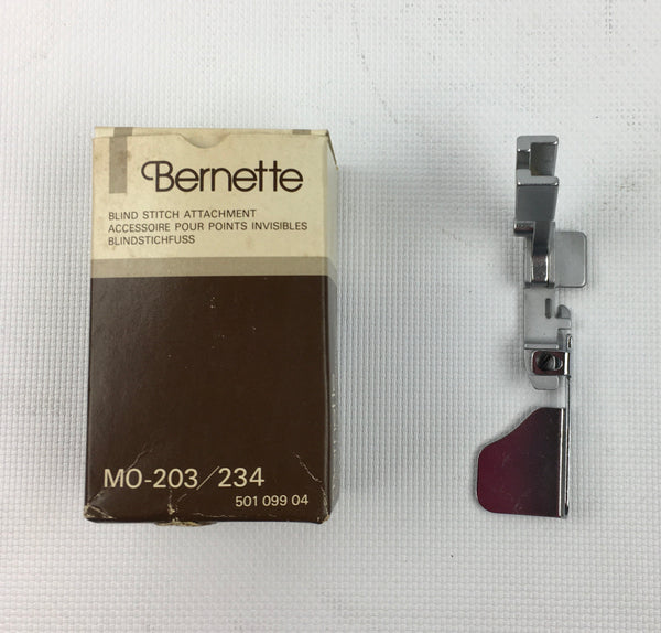 Bernette Mo-203/234 Blind Stitch Attachment