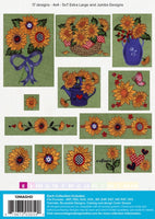 Anita Goodesign Sunflowers