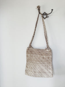 Woven Straw Bag