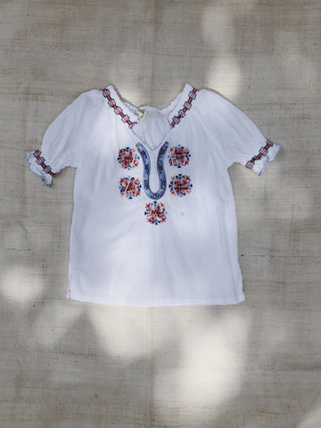 Greek Peasant Blouse - Size 3