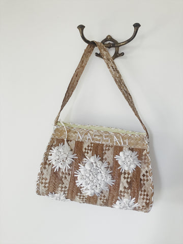Souvenir Straw Bag
