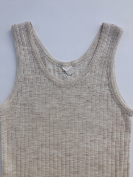 Wool Undershirt Tank