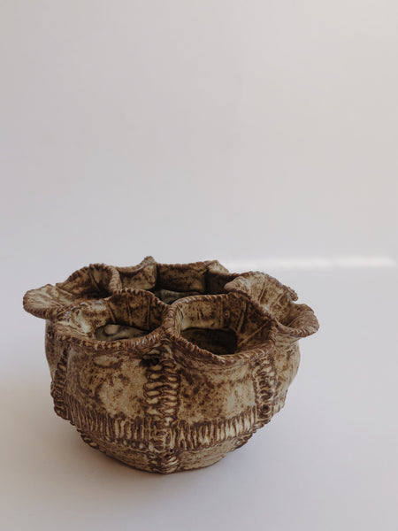 Studio Pottery Vessel