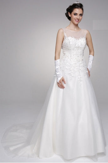 D324 Wedding Dress