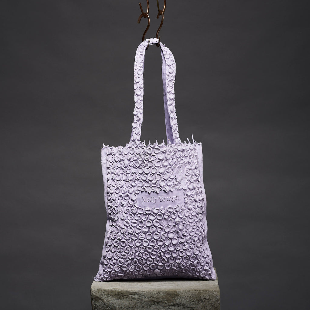 Bubbled Tote
