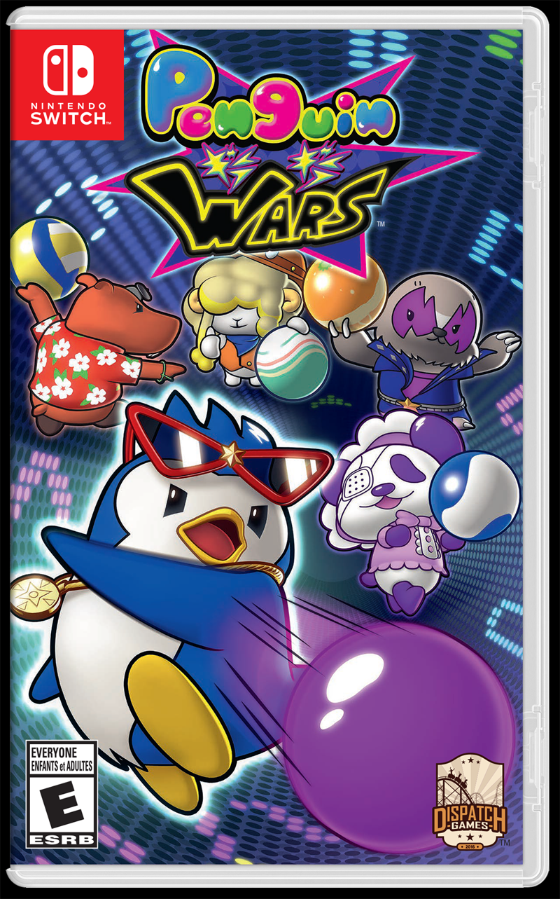 Penguin Wars (Nintendo Switch) - Standard Edition