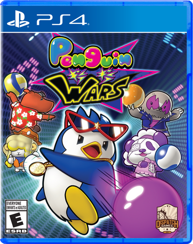 Penguin Wars (PlayStation 4) - Standard Edition - PRE-ORDER