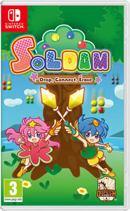 Soldam for Nintendo Switch - European Version - EUZ (Spanish / Italian) Variant