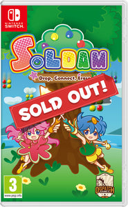 Soldam for Nintendo Switch - European Version - EUR (English / French) Variant