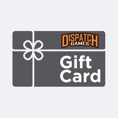 Dispatch Games Gift Card