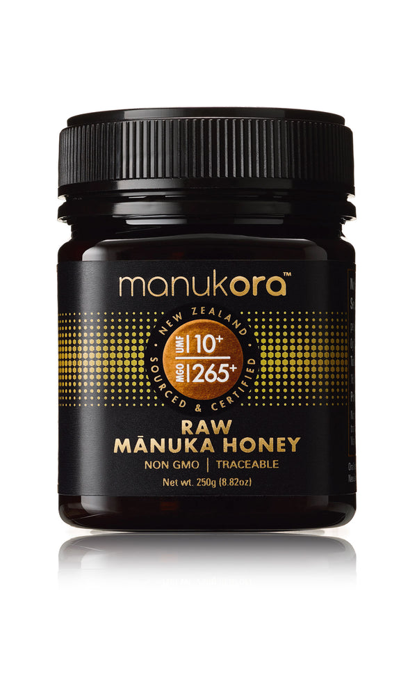 Mānuka Honey UMF10+ (MGO265+) - Manukora 250g