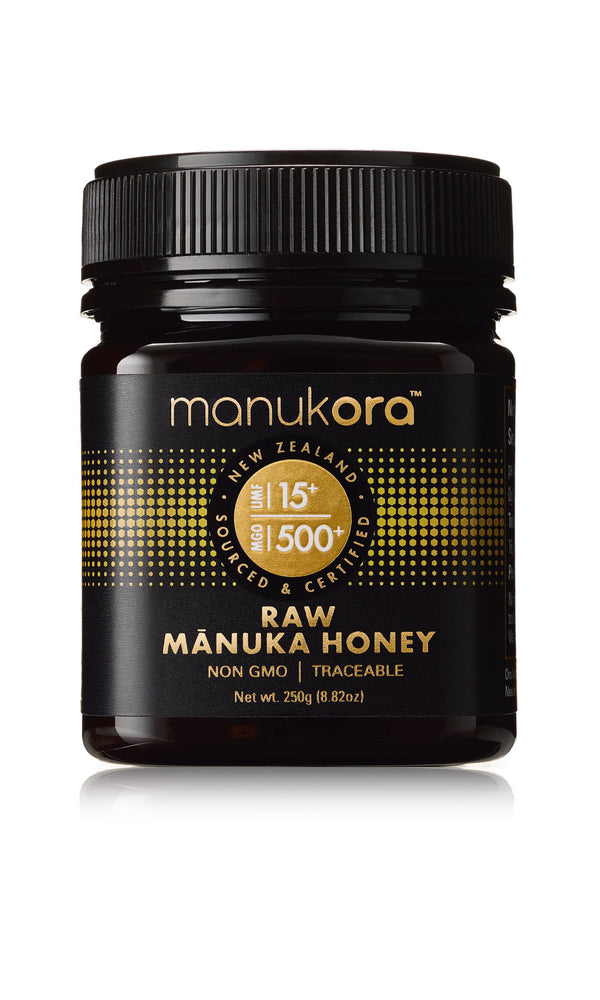 Mānuka Honey UMF15+ (MGO500+) - Manukora 250g