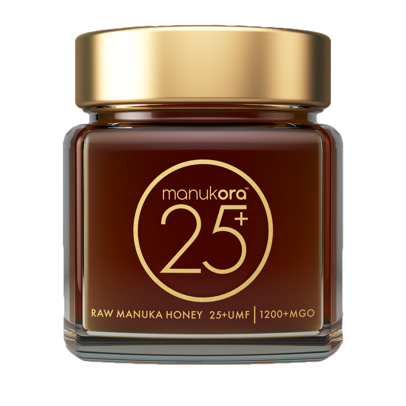 Mānuka Honey MGO 1200+ (UMF 25+) - Manukora