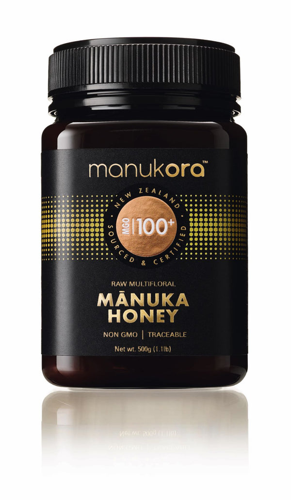 Mānuka Honey MGO 100+ 500g (6 Pack)