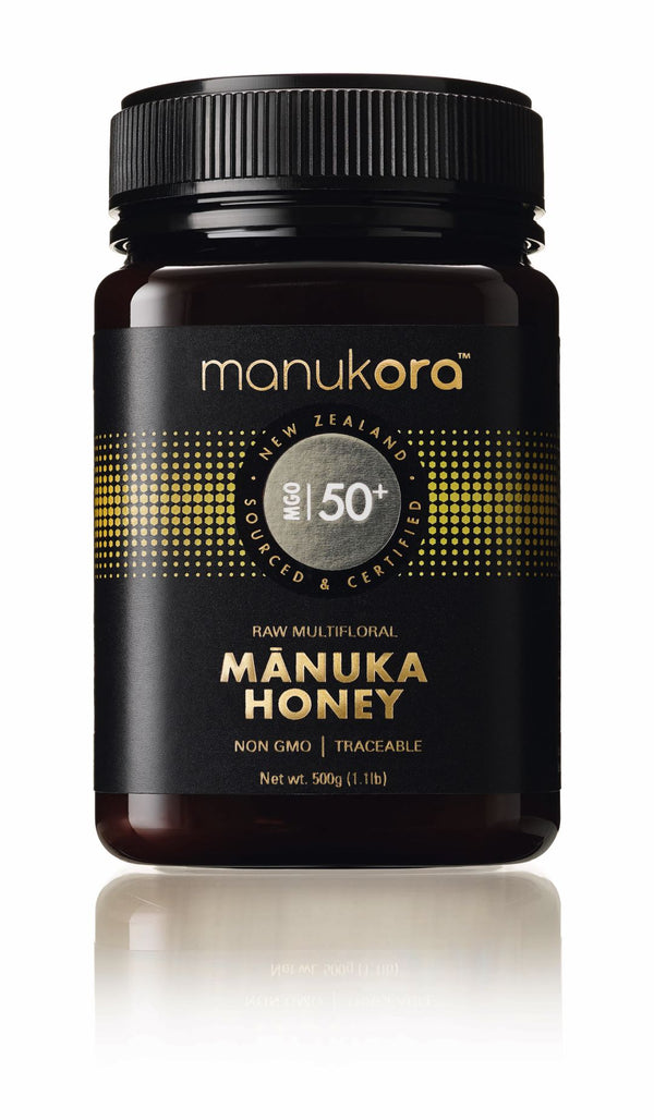 Mānuka Honey MGO 50+ 500g (6 Pack)