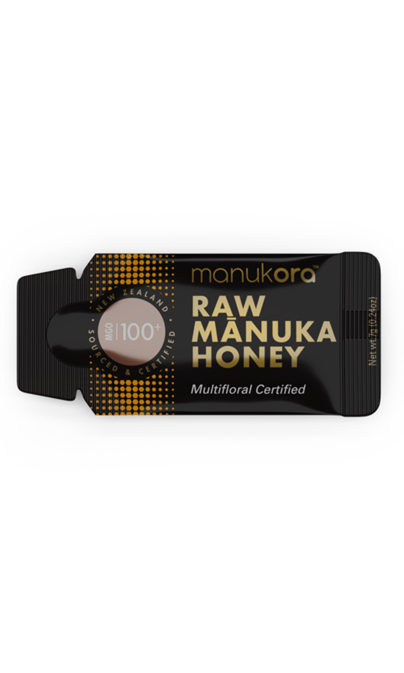 Mānuka On-The-Go Honey MGO 100+ - Manukora