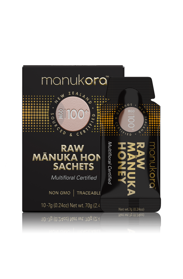 Mānuka On-The-Go Honey MGO 100+