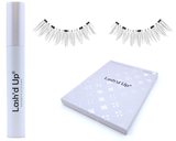 lash'd up very just natural magnetic eyeliner eyelashes lashes 5 magnets