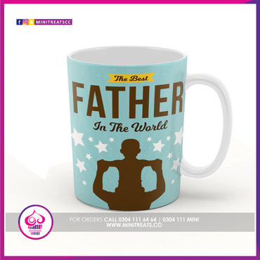 Best Father in the World Mug