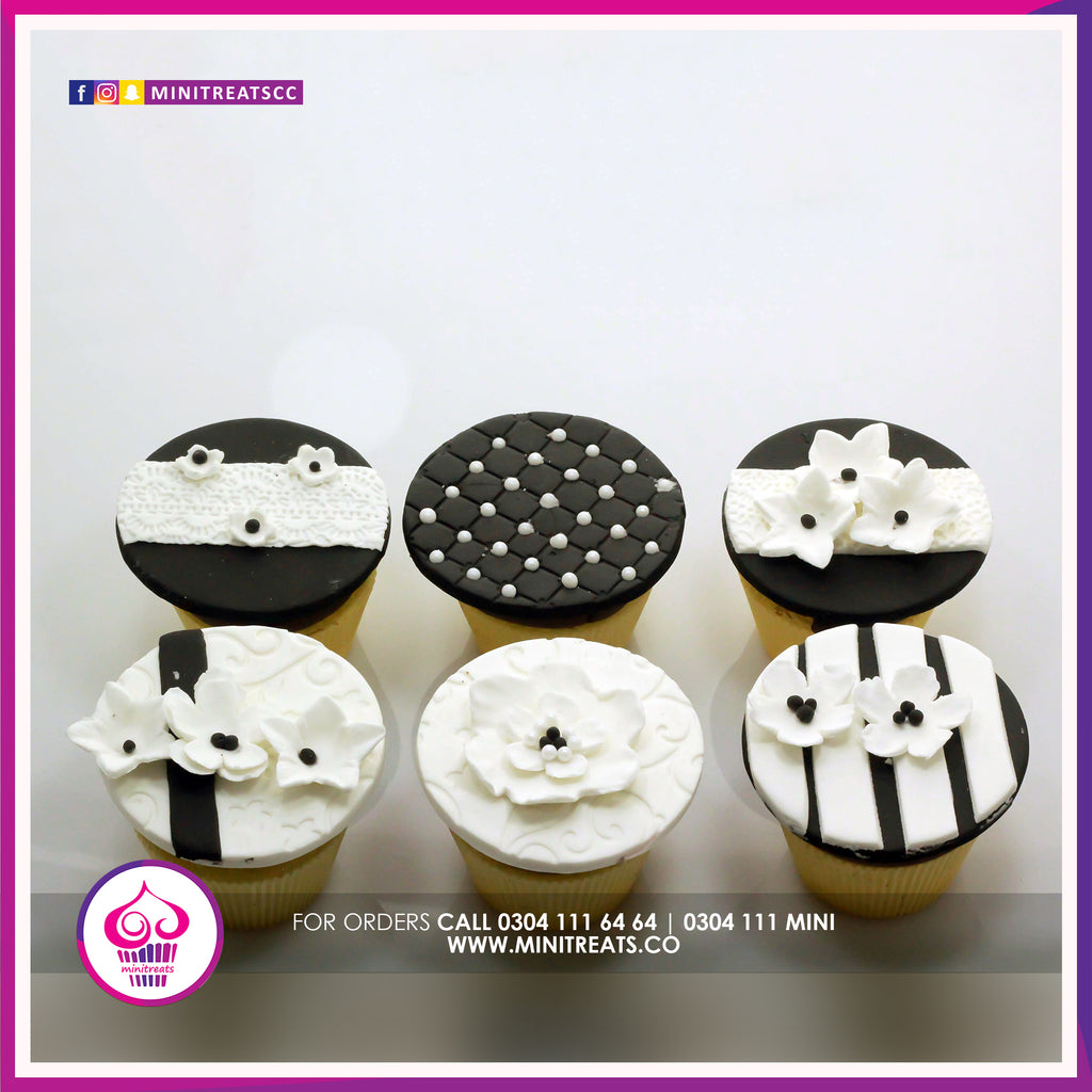 Black Beauty Cupcakes